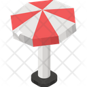Shade Umbrella Bumbershoot Icon