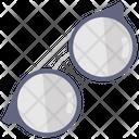 Shades Eyewear Goggles Icon