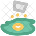 Shak Fried Egg Icon