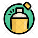 Cocktail Alcohol Shaker Icon