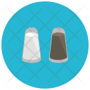 Shaker Pepper Salt Icon
