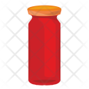 Shaker Glass Sweet Icon