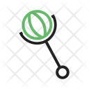 Shaker toy Icon