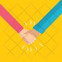 Shaking Hands Handshake Icon