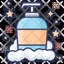 Shampoo Conditioner Shampoo Dispenser Icon