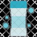 Hygiene Shampoo Bottle Icon