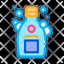 Shampoo Bottle Bathing Icon