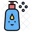 Shampoo Soap Baby Icon