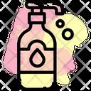 Shampoo Soap Bottle Icon