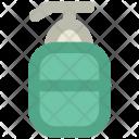 Shampoo Liquid Bottle Icon