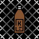 Shampoo Keratin Bottle Icon
