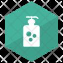 Shampoo Bottle Beauty Icon