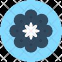 Shamrock Clover Daisy Icon