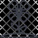 Shamrock Stem With Icon