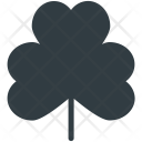 Shamrock Clover Three Icon