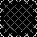 Shape Wave Form Icon
