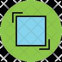 Shape Enhance Increase Icon