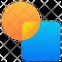 Shape Shapes Retacgle Icon