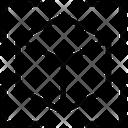 Shape Design Geometric Icon
