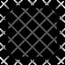 Shape Square Design Icon