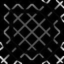 Shape Circular Double Icon