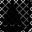 Shape Cone Icon