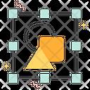 Shape Design Icon