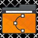 Shape folder Icon