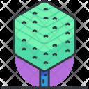 Shaped tree Icon