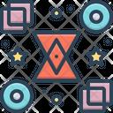 Bloom Symbol Shape Icon
