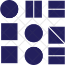 Abstract Data Order Icon