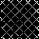 Geometric Shapes Cube Icon