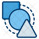 Shapes Graphic Design Geometrical Shape Icon