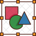 Shapes Design Abstract Icon