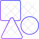 Shapes Icon