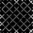 Shapes Circle Square Icon