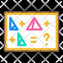Shapes Tasks Shapes Design Icon