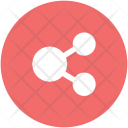 Share Symbol Connection Icon