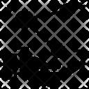 Data Transfer Share Data Signal Icon