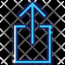 Internet File Share Icon