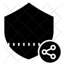 Security Share Icon