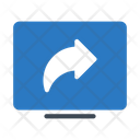 Share Extend Forward Icon