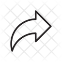 Share Send Arrow Icon