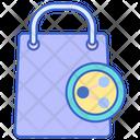 Share Hand Bag Customer Share Icon