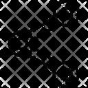 Share Network Web Icon