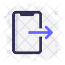 Mobile App Share Icon