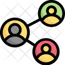 Business Marketing Share Icon
