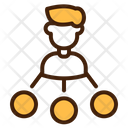 Share Connection Social Network Icon