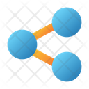 User Interface Connect Links Icon