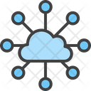 Share Sharing Cloud Icon